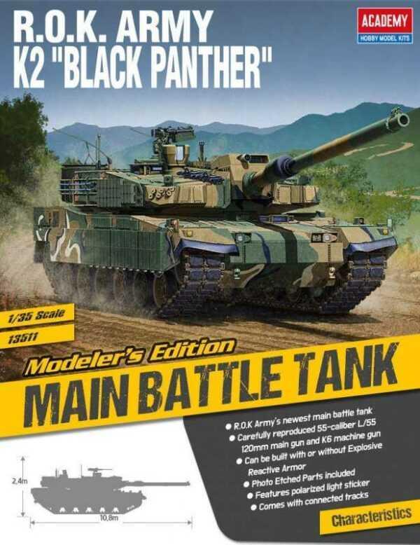 ROK Army K2 Black Panther