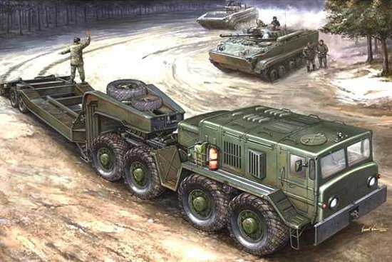 MAZ-537G Late Production