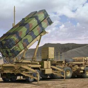 M983 HEMTT & M901 Launching Station of MIM -104F Patriot SAM System (PAC-3)