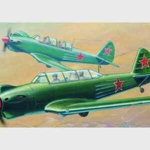 Jakowlew Jak-18 Max