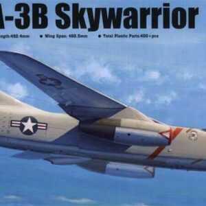 KA-3B Skywarrior Strategic Bomber