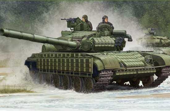 Soviet Z-64BV MOD 1985
