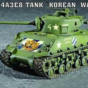 M4A3E8 Tank (T80 Track)
