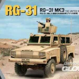 RG-31 MK3 US Army