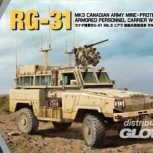 RG-31 MK3 Canada Army W/Crows