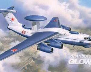A-50 Soviet radio supervision aircraft
