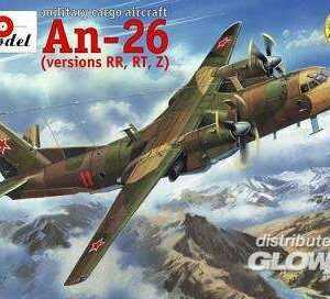 Antonov An-26 RR