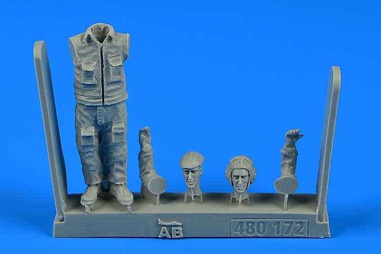 Soviet Aircraft Mechanic – Period of the Warsaw pact (1)