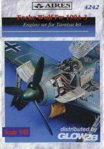 Focke-Wulf Fw 190 A-3 Engine set [Tamiya]