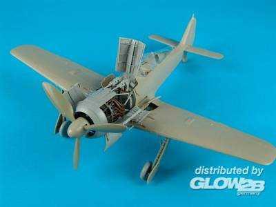 Focke-Wulf Fw 190 A-8 - Engine set [Eduard]