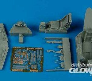 Fj-4B Fury - Cockpit set [HobbyBoss]