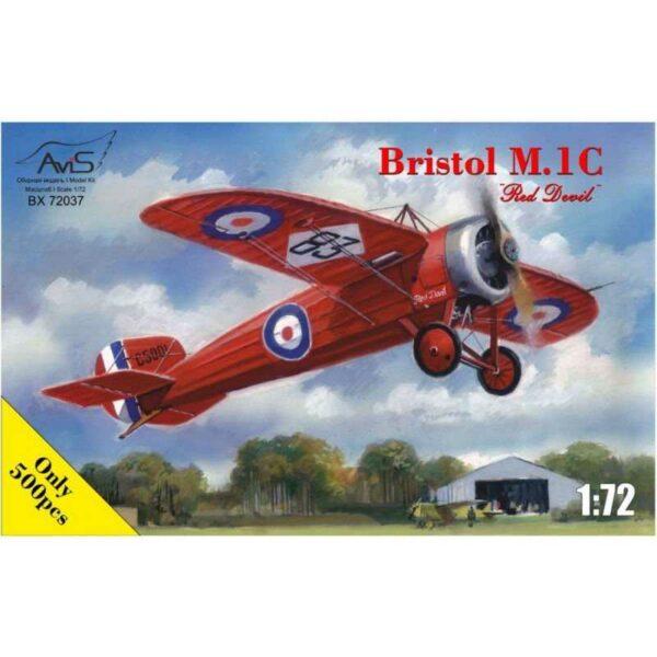 Bristol M.1C Red Devil
