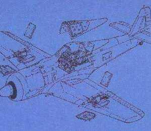 Focke-Wulf Fw 190 A-8/R-8 - Umbauset