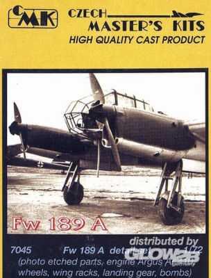 Focke-Wulf Fw 189 A - Detail Set
