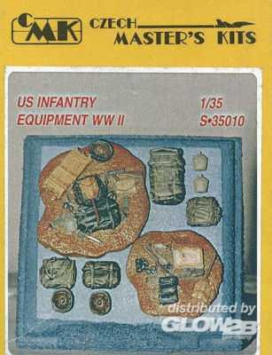 US Infantry Equipment WWII