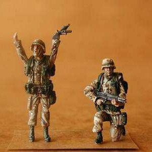 US Fallschirmj�ger - Desert Storm - Set 1