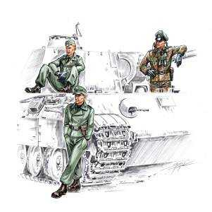 Waffen SS Tankers