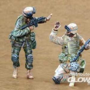 US Infanterie - Freedom Irak (Part I)
