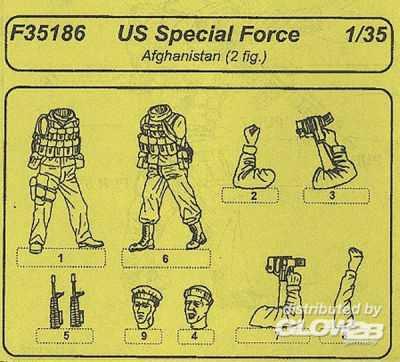 US Special Forces Afganistan
