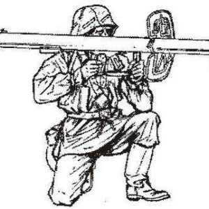 Wehrmacht tank hunter - gunner