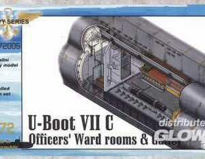 U-Boot Typ VII C - Offiziersräume