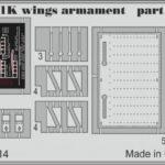 P-51K – Armament [Dragon]
