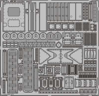 BR-86 - Exterior [Trumpeter]