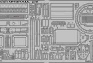 Defender XD Wolf W.M.I.K. [HobbyBoss]