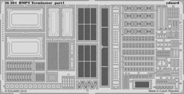 BMPT Terminator [MengModels]