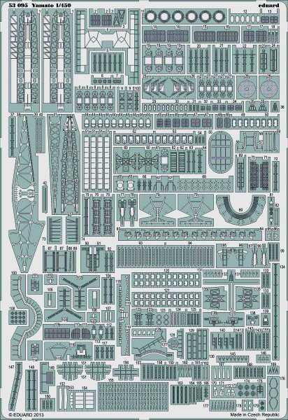 IJN Battleship Yamato [Hasegawa]