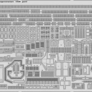 HMS Illustrious - Superstructure [Airfix]