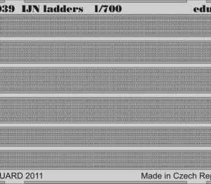 IJN - Ladders