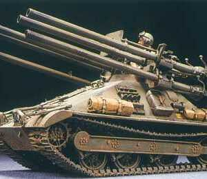 M50A1 Ontos 106mm Self-Proopelled
