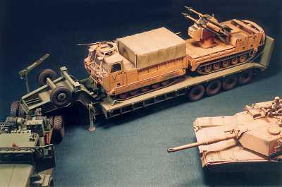 M911 Semi-Trailer