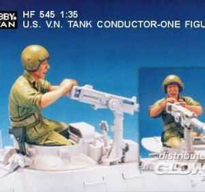 U.S. V.N. Tank Conductor- 1 Figure