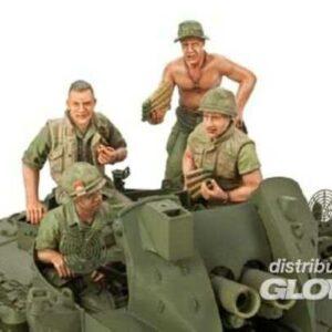 U.S.V.N. War Duster Crew 4 Fig.