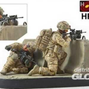 USMC In Afghanistan Counteroffensive - 2 Figuren