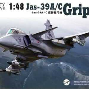Jas-39A/C Gripen