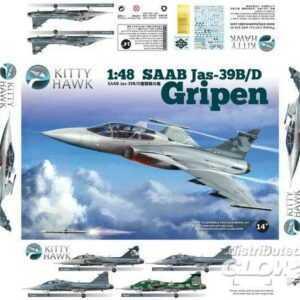 JAS 39B7D Gripen