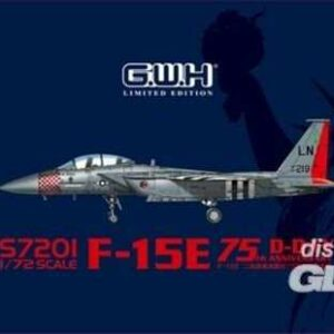 USAF F-15E D-Day 75th Anniversary Limited Items