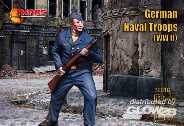 WWII German Naval Troops