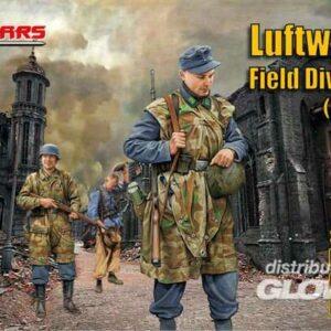 WWII Luftwaffe field division