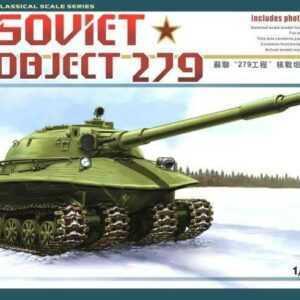 Soviet Heavy Tank Object 279