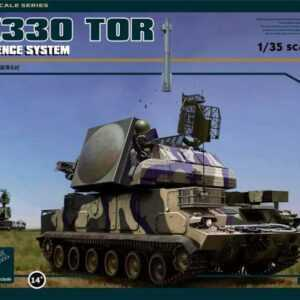 9K330 Tor Air Defence System