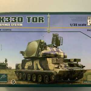 9K330 Tor Air Defence System w/ track link