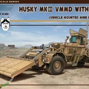 Husky MKII VMMD with GPRS (Vehickle Mounted Mine detector)