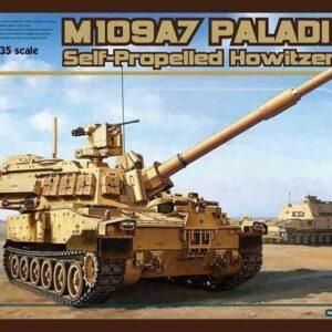 M-109A7 Paladin - Self Propelld Howitzer