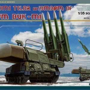 9A310M1 Telar w/9M38M of 9K37M BUK-M1