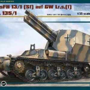 15cm Slg. s.F.H.13 Krupp L17