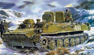 MT-LB Truppentransporter